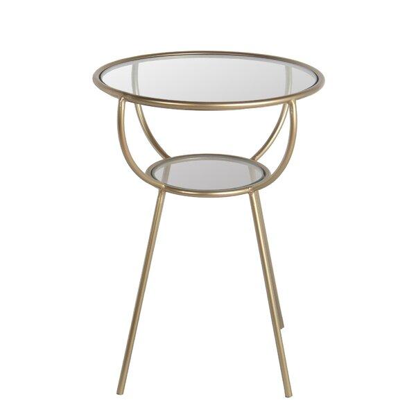 Diemer 3 Legs End Table By Mercer41