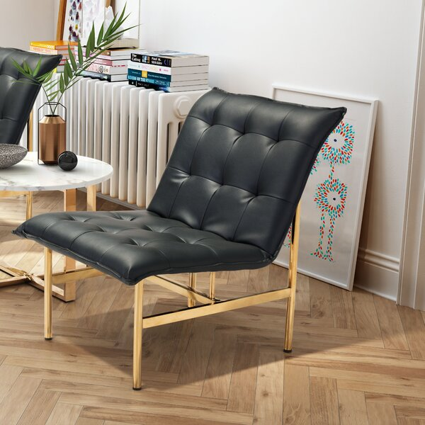 Sandrine Lounge Chair by Willa Arlo Interiors