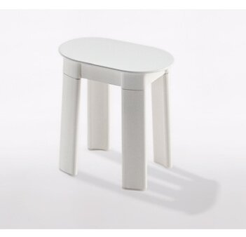 Tetra Bathroom Stool by Gedy by Nameeks