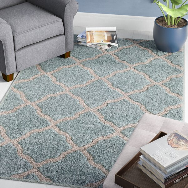 Pipestone Beach Glass/Beige Area Rug by Trisha Yearwood Home Collection