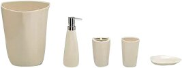 5-Piece Bathroom Accessory Set by Flato Home Products