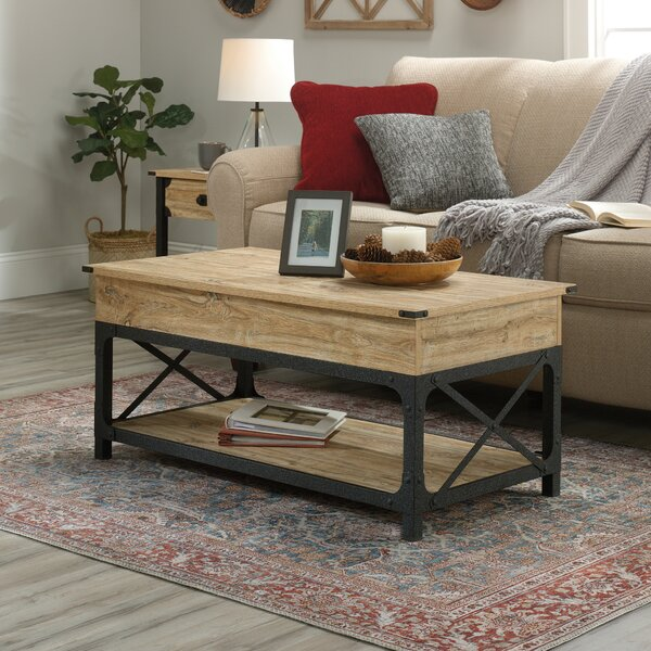 Marblehead Lift Top Coffee Table with Storage by Williston Forge Williston Forge