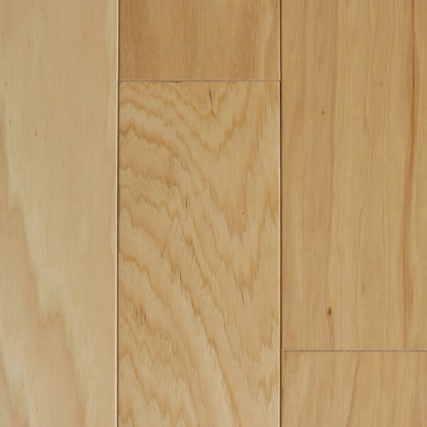 Prague 5 Engineered Hickory Hardwood Flooring in Natural by Branton Flooring Collection