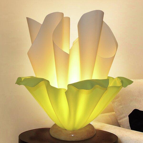 Verda Fabric 13 Table Lamp by Ivy Bronx