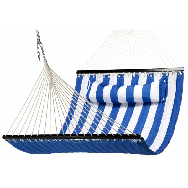Quilted Polyester Tree Hammock by Budge Industries