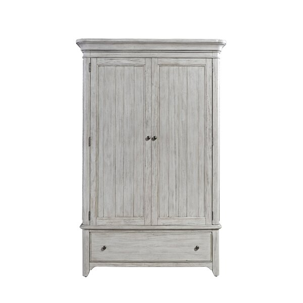 Clairmont TV-Armoire By Highland Dunes by Highland Dunes New