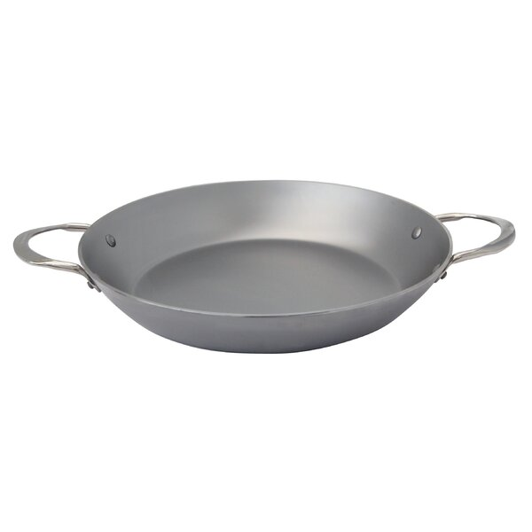 Mineral B Paella Pan by De Buyer