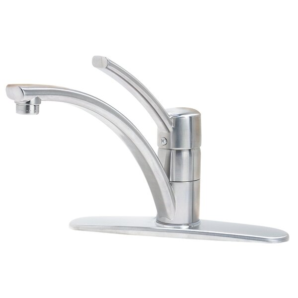 Parisa Single Handle Kitchen Faucet by Pfister