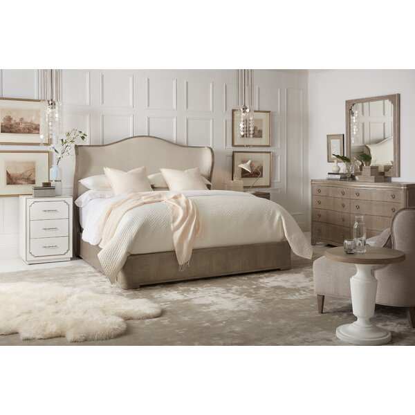 Romance Standard Configurable Bedroom Set by Hooker Furniture