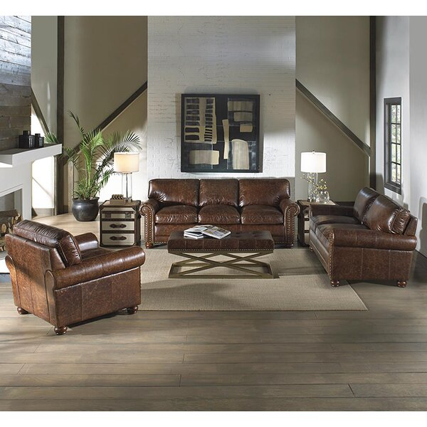 Jakey Configurable Living Room Set by Darby Home Co