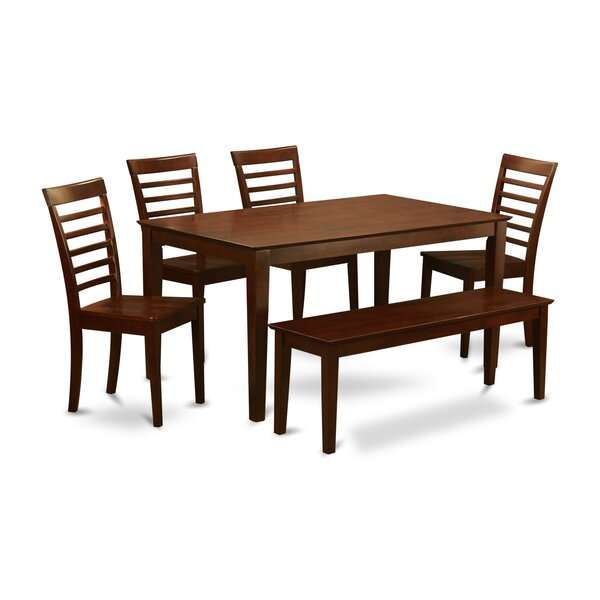 Smyrna 6 Piece Dining Set By Charlton Home Today Only Sale