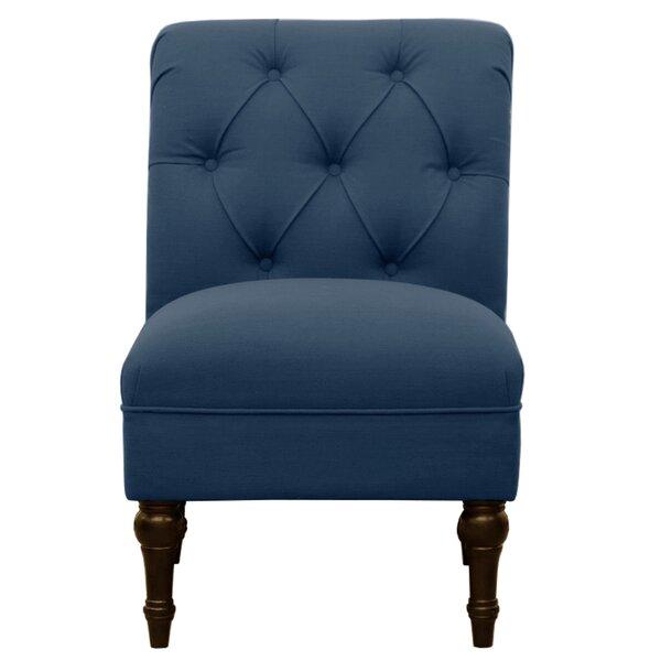 Bridgeport Slipper Chair by Canora Grey Canora Grey
