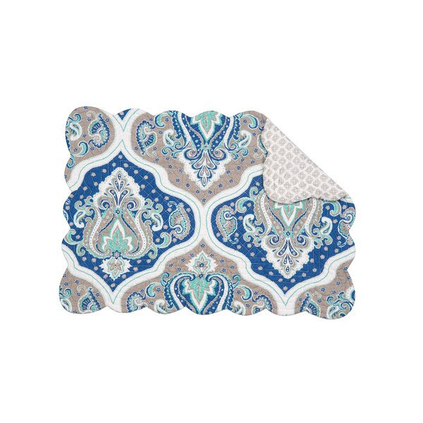 Renee 19 Placemat (Set of 6) by C&F Home