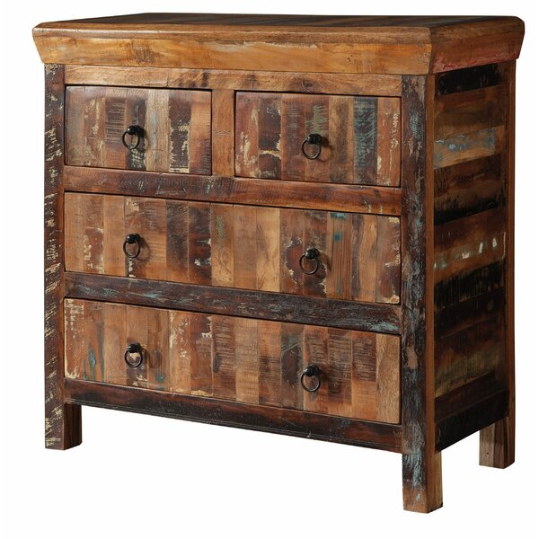 Bellmead 4 Drawer Accent Chest by Foundry Select Foundry Select