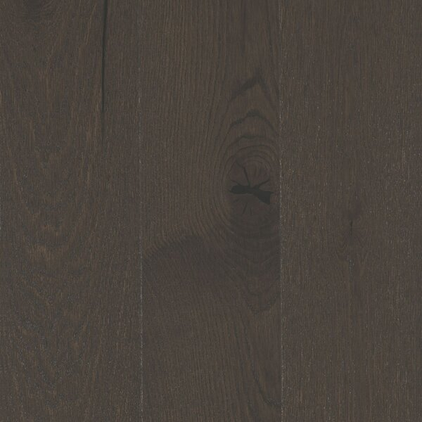 Arbordale Random Width Engineered Oak Hardwood Flooring in Cobblestone by Mohawk Flooring