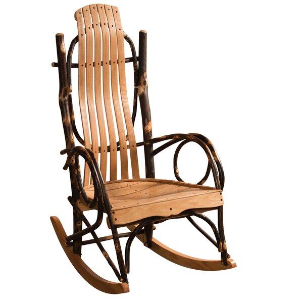 Queanbeyan Rocking Chair by Loon Peak