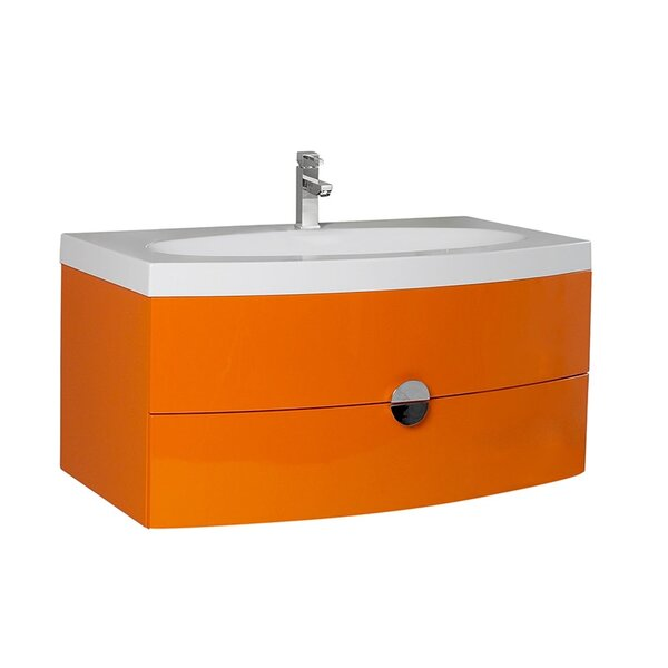 Energia 36 Single Bathroom Vanity Set by Fresca