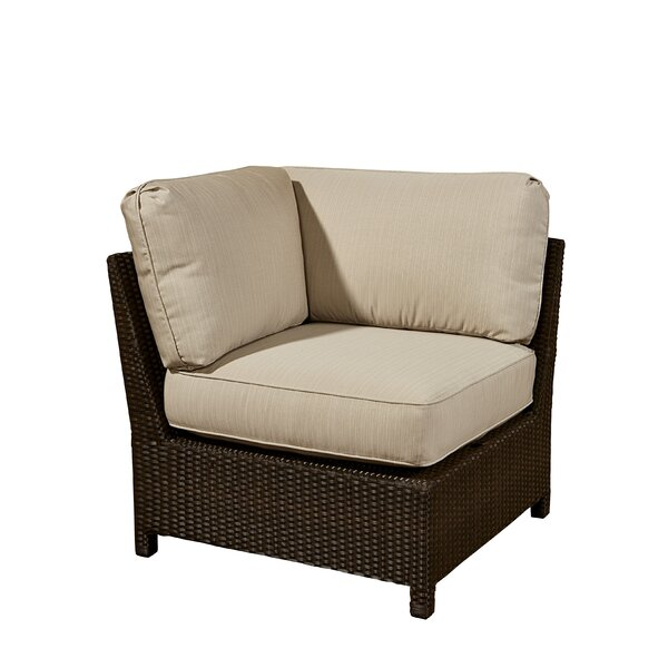 Corner Chair with Cushion by Wildon Home ®