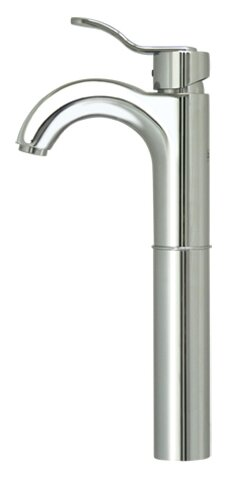 Wavehaus Single Hole Bathroom Faucet with by Whitehaus Collection