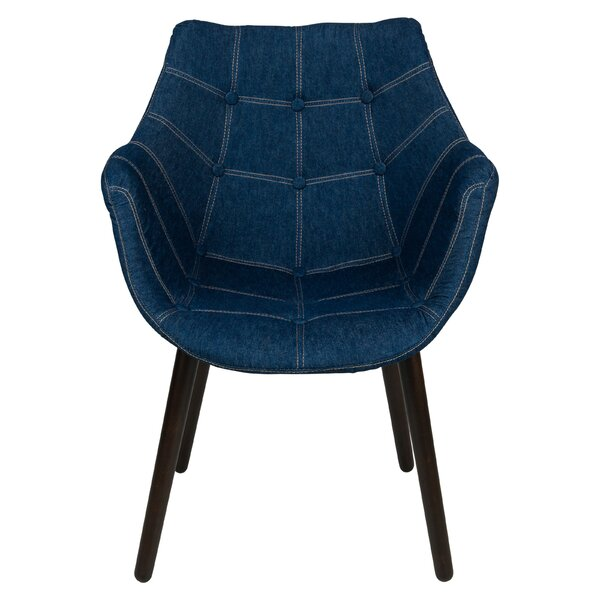 Milburn Armchair (Set of 2) by LeisureMod