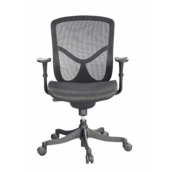 Fuzion Mesh Desk Chair by Eurotech Seating