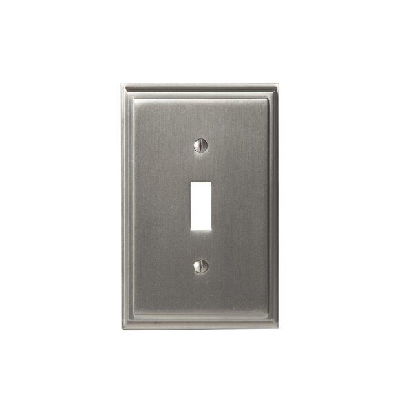 Mulholland Toggle Wall plate by Amerock