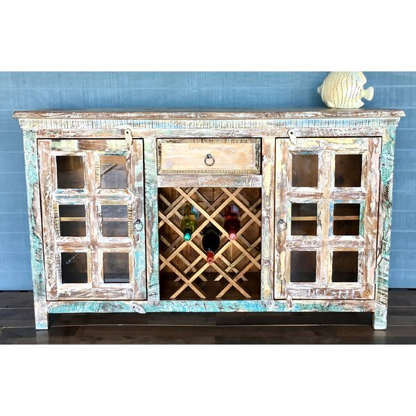 Bernstein Circle Wine Sideboard by Breakwater Bay