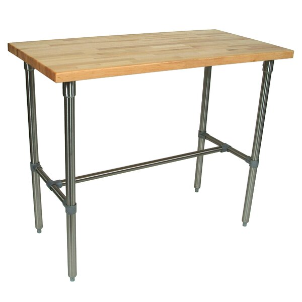 Cucina Americana Counter Height Bar Table by John Boos