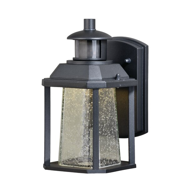 Abigayle Dualux® LED Outdoor Wall Lantern With Motion Sensor by Wrought Studio