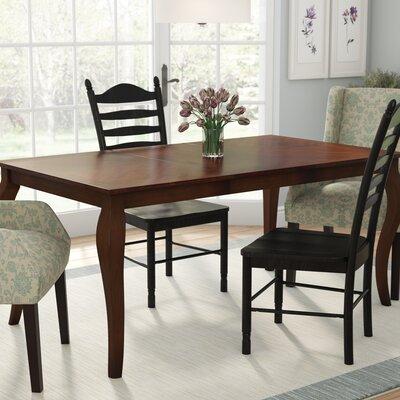 Groovy Charlton Home Ternate Extendable Dining Table Size 30 Inch H Spiritservingveterans Wood Chair Design Ideas Spiritservingveteransorg