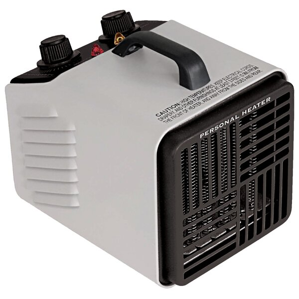 1,500 Watt Portable Electric Heater by Pro Fusion Heat