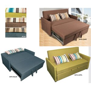 Latitude Run Corvallis Pull Out Sleeper Sofa