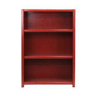 Mckaylah Poplar Standard Bookcase