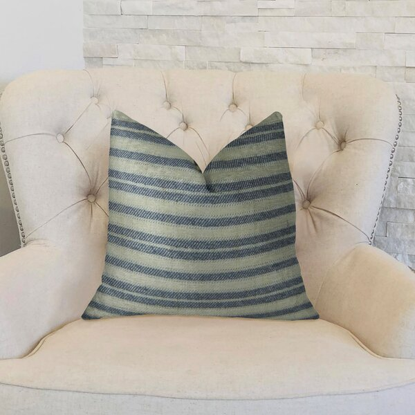 Stone Manor Handmade Throw Pillow by Plutus Brands