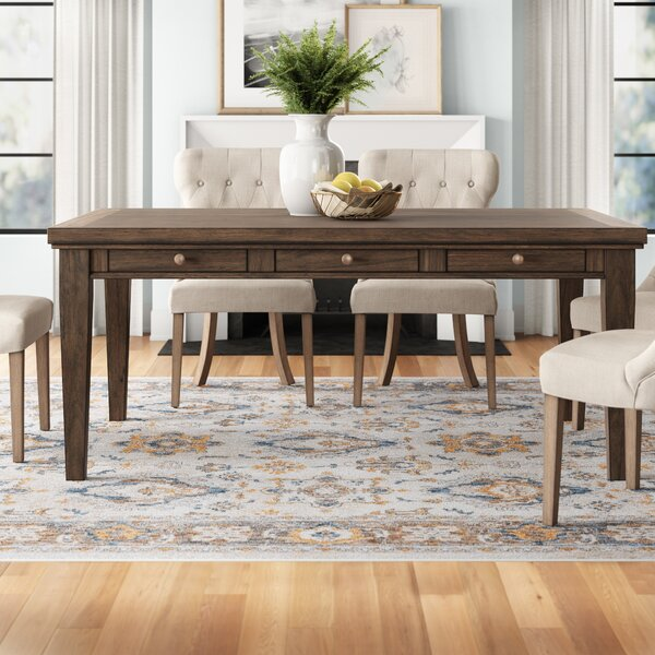 Penwortham Dining Table by Three Posts Three Posts