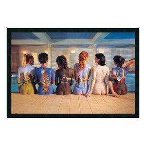 'Pink Floyd Back Catalog' Framed Photographic Print by Latitude Run
