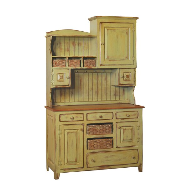 Glowacki 82-inch Kitchen Pantry by August Grove August Grove