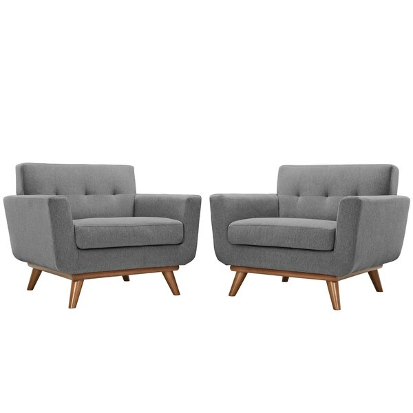 Saginaw Armchair (Set of 2) by Corrigan Studio Corrigan Studio