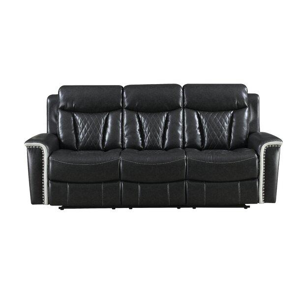 Kidsgrove Reclining Sofa By Red Barrel Studio