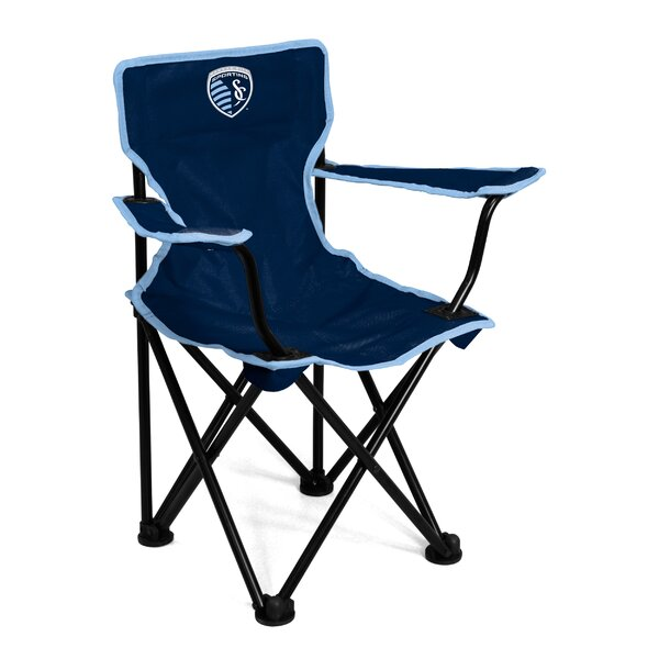 MLS Toddler Kids Beach Chair by Logo Brands