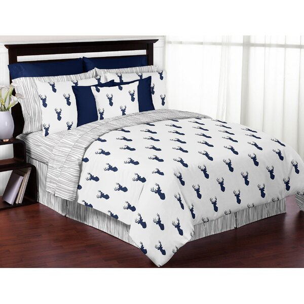 Woodland Deer Comforter Set by Sweet Jojo Designs