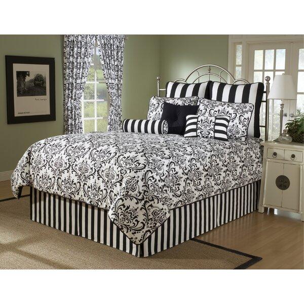 Sussex Damask Comforter Set