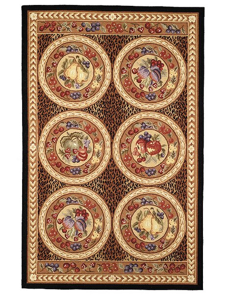 Brayton Fruits Novelty Rug by Fleur De Lis Living