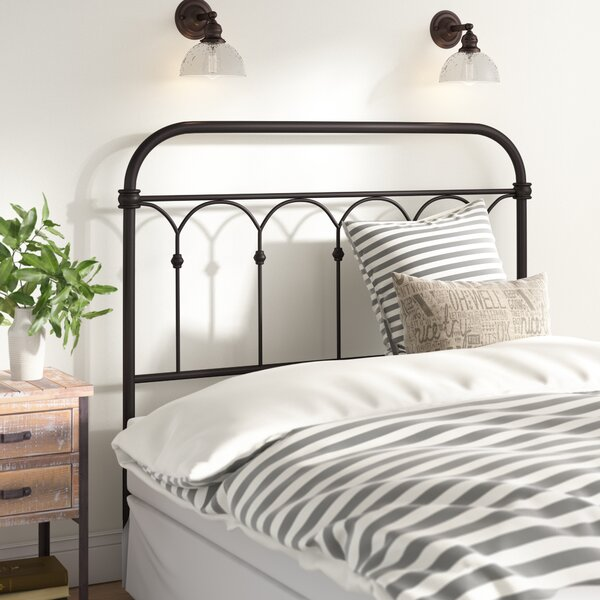 Letterly Slat Headboard by Gracie Oaks Gracie Oaks