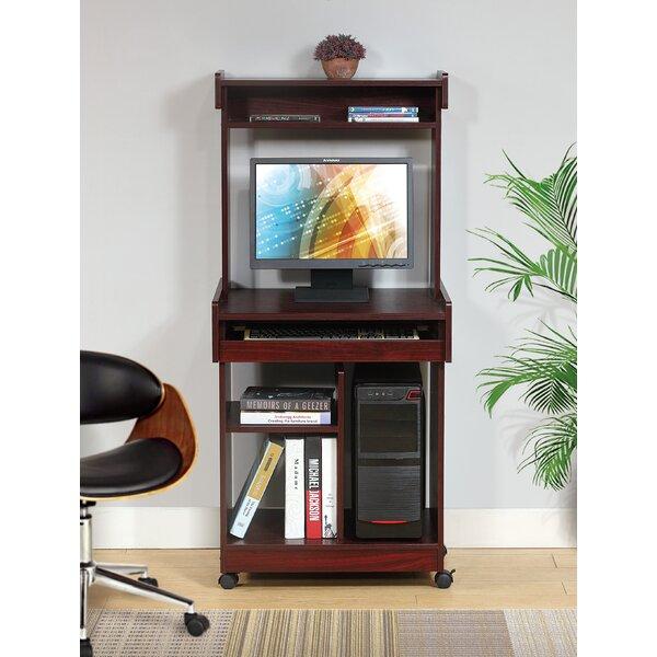 Le Sirenuse Computer Desk with Hutch