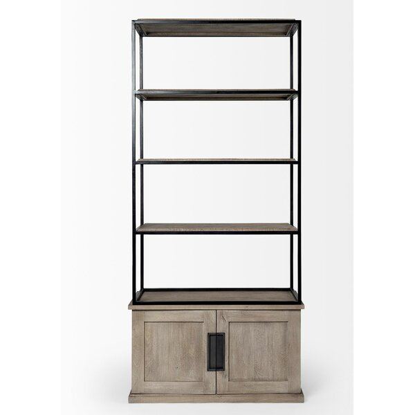 Toombs Shelving Standard Bookcase By Gracie Oaks