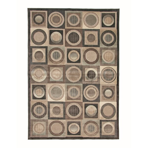 Ancelina Woven Area Rug by Bloomsbury Market