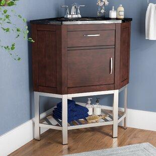 small sink with vanity. Dupont Corner 33  Single Bathroom Vanity Set Small Sink Wayfair