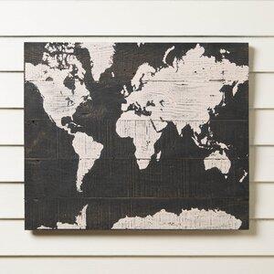 Explorer Map Wall Art by Birch Lane™