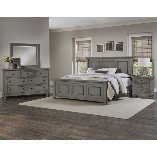 Chardon Panel Configurable Bedroom Set by Darby Home Co